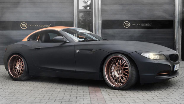 BMW Z4 Punk Z Carlex Design