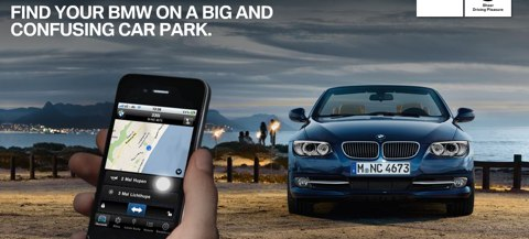 BMW APP My Remote Le App per BMW