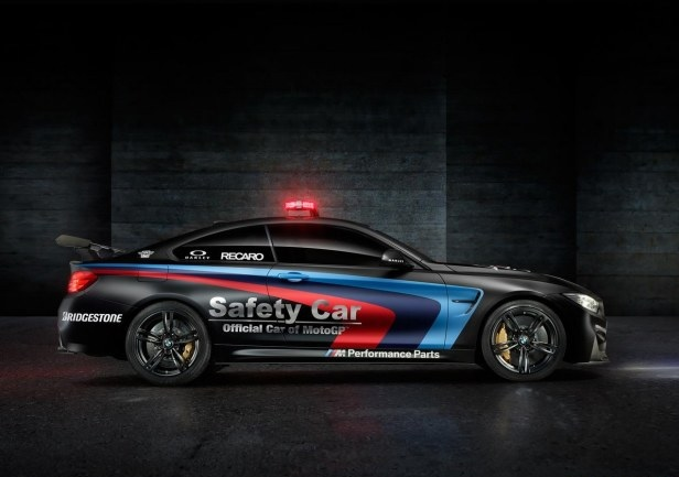 bmw safety car BMW M4 MotoGP Safety Car foto - ottime prestazioni con acqua